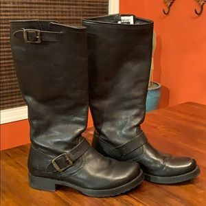 Frye Boots, Size 7.5B or 38. Like New. Veronica